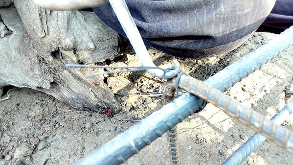 Resultado de imagen de alambre de union varillas de acero