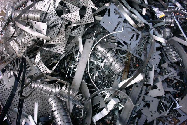 Laminas y aceros Reciclaje de acero