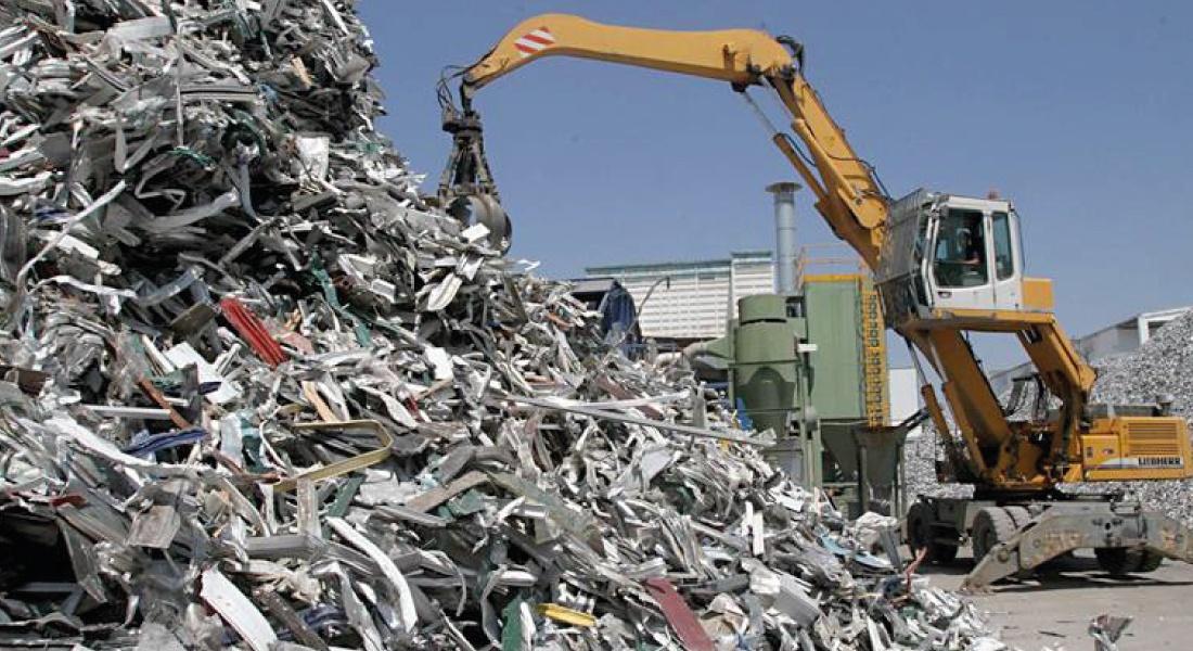 Laminas y aceros. Acero reciclable