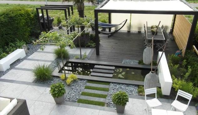Opciones para la decoraci n de exteriores de tu casa for Decoracion exterior de casas