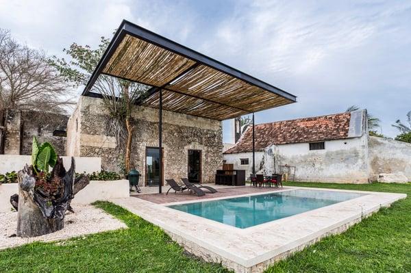 Hacienda Niop laminas y aceros