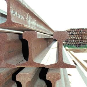 Riel ferroviario