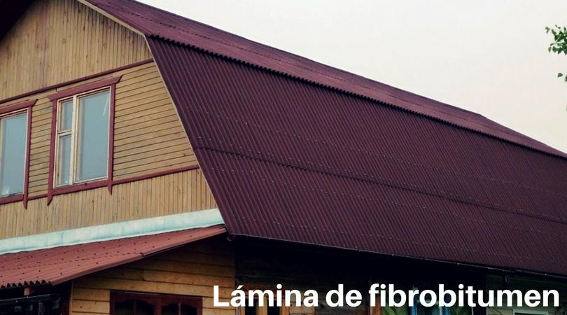 Laminas y aceros fibrobitumen onduline