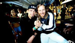 Laminas y aceros Afrojack David Guetta