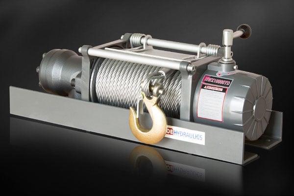 winch hidraulico