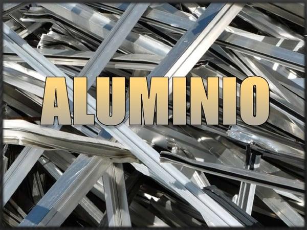 Láminas y aceros aluminio