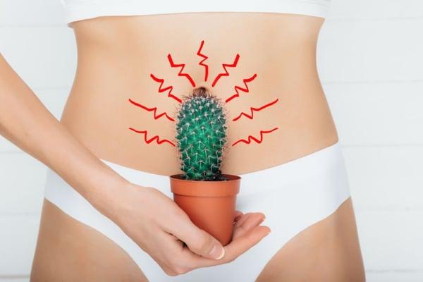 Láminas y aceros dolor menstrual