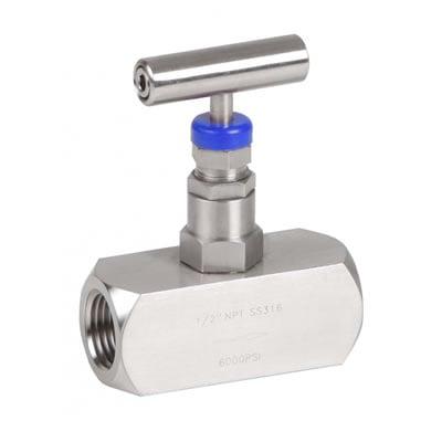 Válvula de agua laminas y aceros