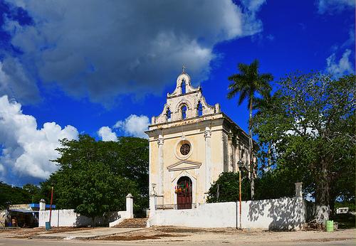 Laminas y aceros - Iglesia