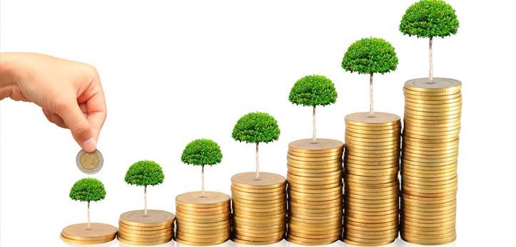 crecer dinero láminas y aceros