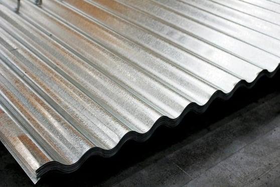 laminas y aceros  galvanizada ondulada