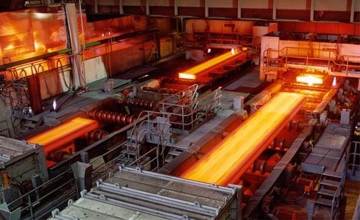 laminas y aceros industria acero