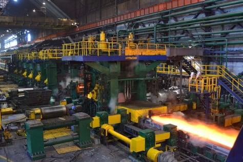 laminas y aceros industria del acero