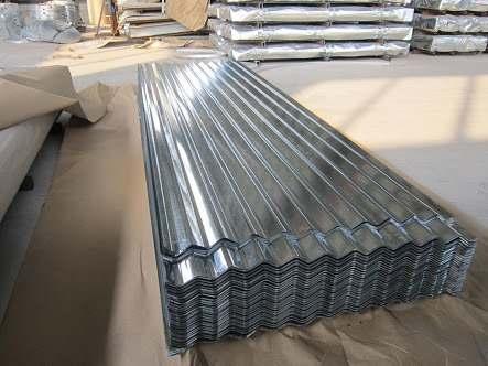 laminas y aceros lamina ondulada galvanizada