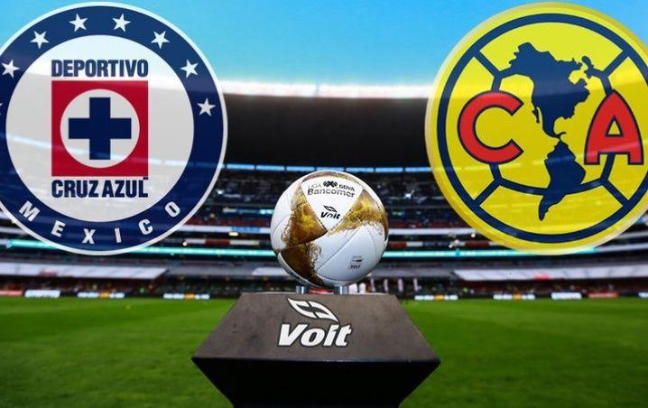 El América vs El Cruz Azul 332c0b2f176d1